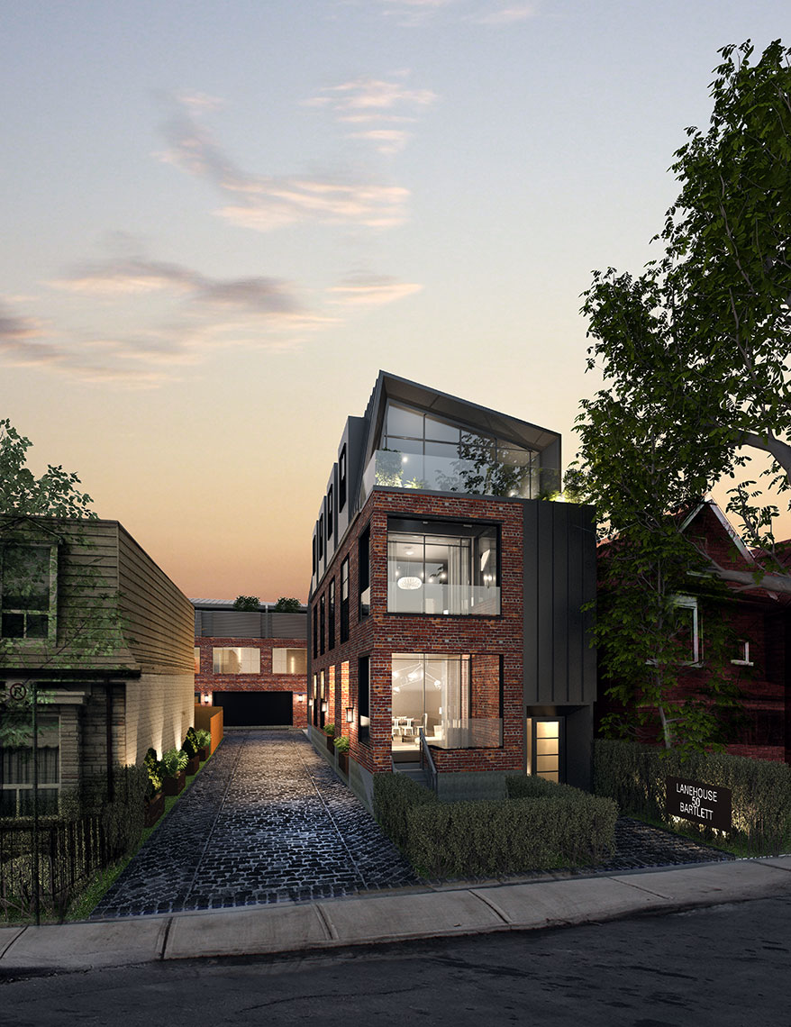 Bartlett-Lanehouse-Bloordale-Curated Properties-Toronto-Audax Architecture-01